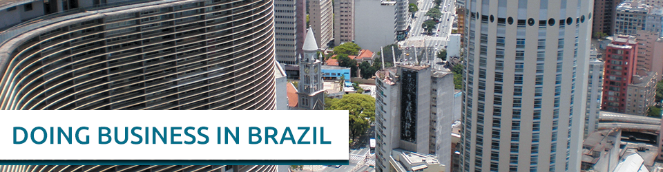 Doing Business in Brazil - Banner