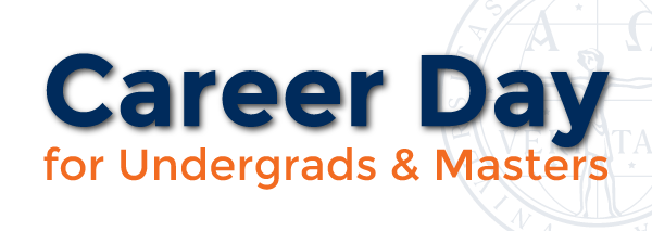 Banner Career Day for Undergrads & Masters