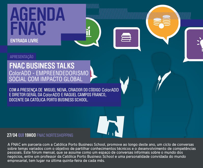 FNAC Business Talks Abril 2017