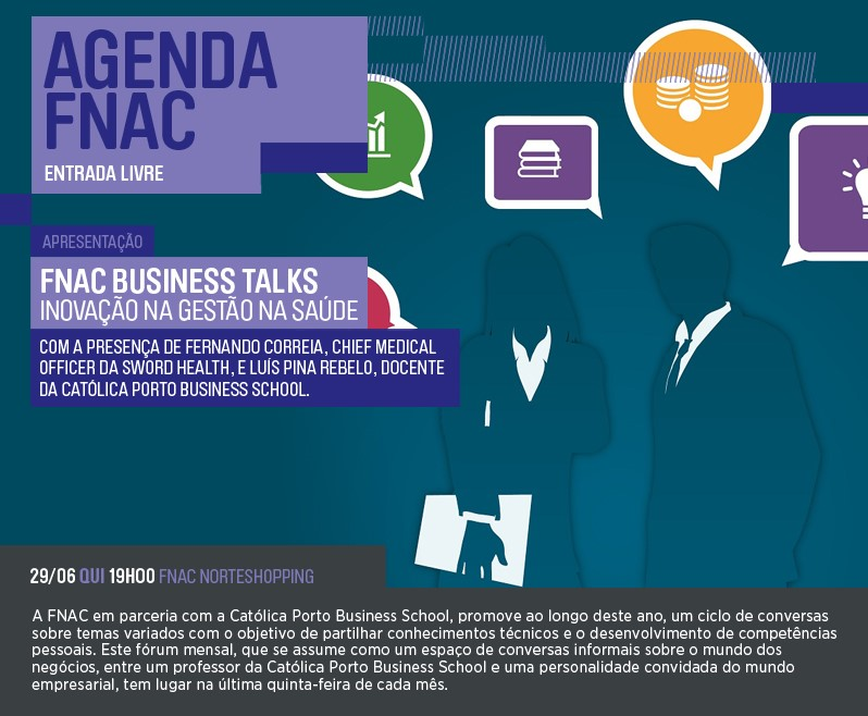 Banner FNAC Business Talks