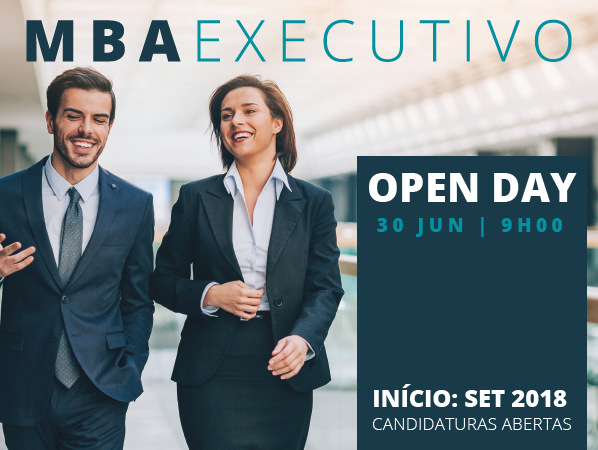 Banner Open Day MBA Executivo
