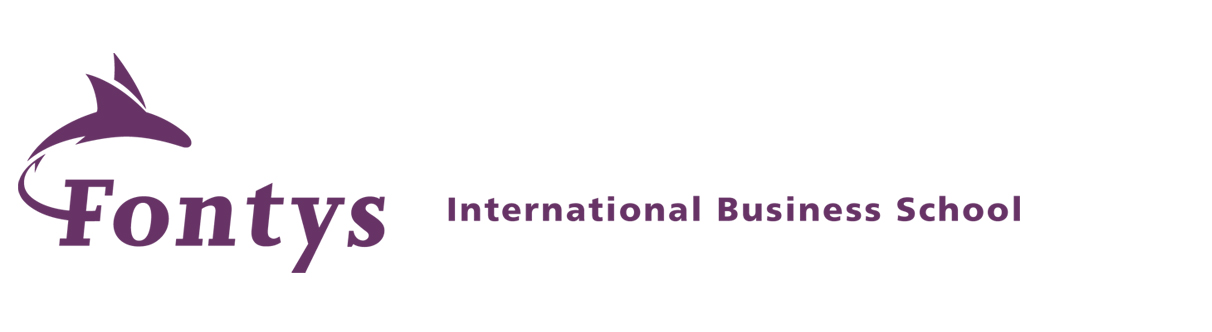 Fontys International Business School - Logo