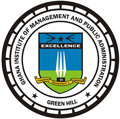 Ghana Institute of Management and Public Administration (GIMPA) - Logo