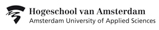 Hogeschool van Amsterdam | Amsterdam University of Applied Sciences - Logo