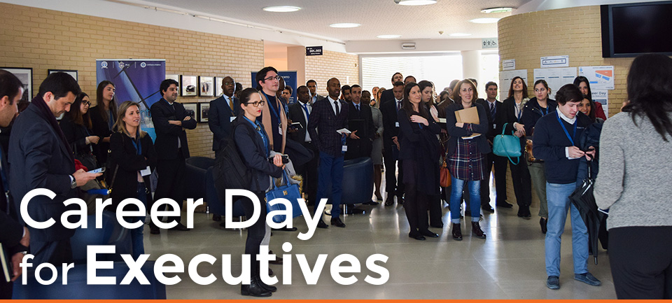 Career Day for Executives