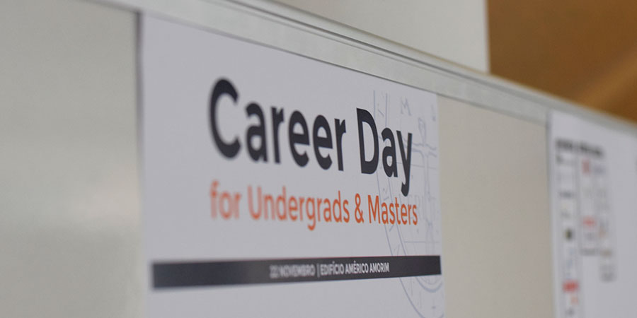 Career Day for Undergrads