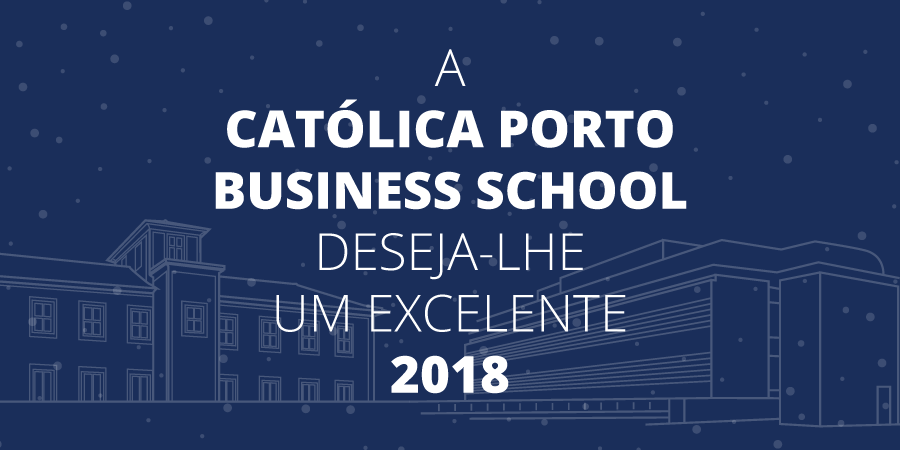 Boas Festas Católica Porto Business School