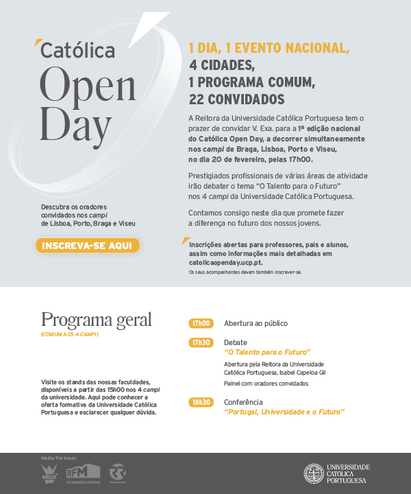 UCP Open Day